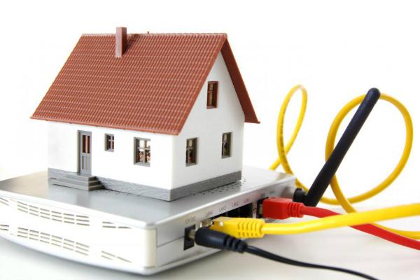 Подключение 4G интернета в доме